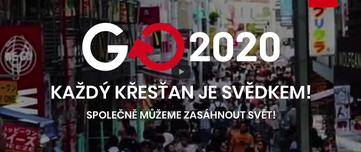 Global Outreach day - květen 2020